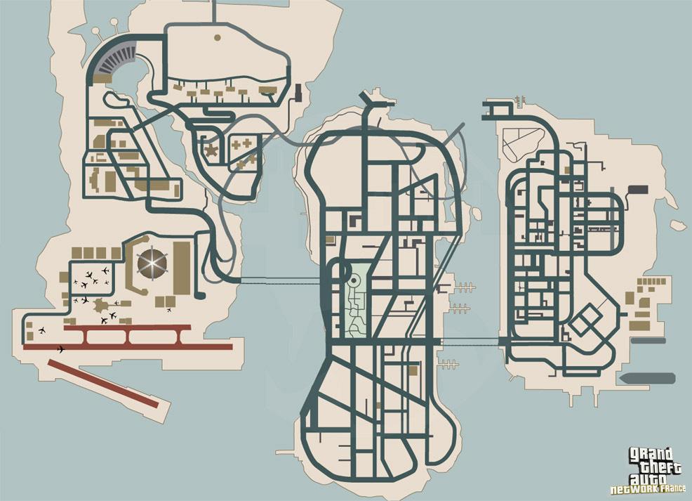 Staunton Island Stunt Jump Maps